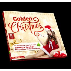 VARIOUS Golden Christmas- DCD