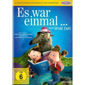 Roald Dahl: Es war einmal- DVD