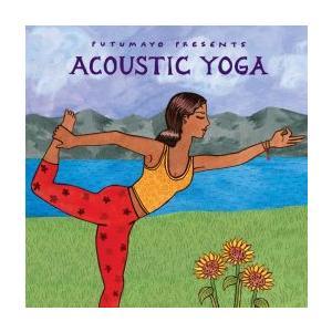 PUTUMAYO Acoustic Yoga- CD