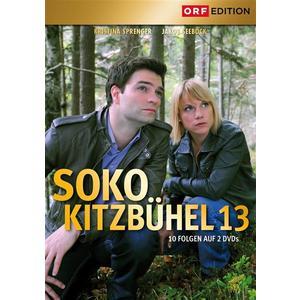 ORF EDITION SOKO Kitzbühel 13- DVD