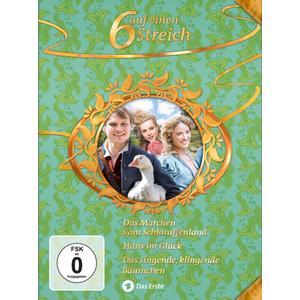 Sechs auf einen Streich: Märchenbox Vol. 14- DVD
