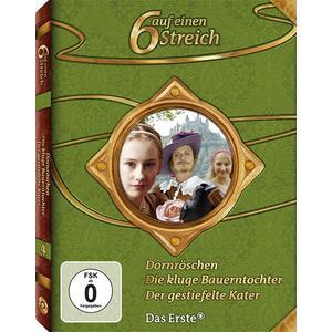 Sechs auf einen Streich: Märchenbox Vol. 04- DVD