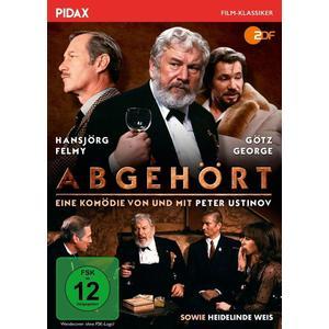 Abgehört*- DVD