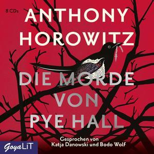 HOROWITZ, ANTHONY Die Morde von Pye Hall- DCD