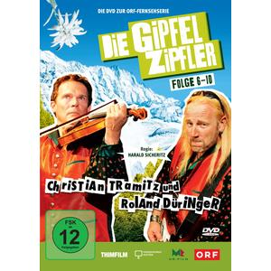 Gipfelzipfler: Folge 06-10- DVD