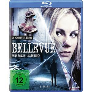 Bellevue: Die komplette Serie#- Blu-Ray