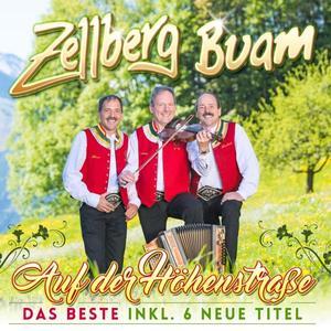 ZELLBERG BUAM Auf der Höhenstraße - Das Beste inkl. 6 neue Titel- CD