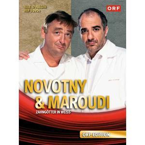 ORF EDITION Novotny & Maroudi: Die komplette Serie- DVD