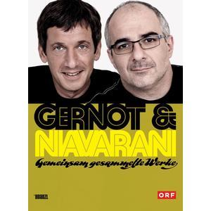 GERNOT & NIAVARANI Gemeinsam gesammelte Werke- DVD