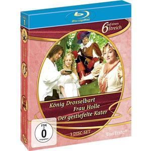 Sechs auf einen Streich: Märchenbox Vol. 01- Blu-Ray