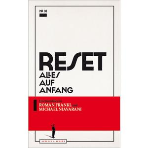 FRANKL / NIAVARANI Reset: Alles auf Anfang Textbuch- Buch