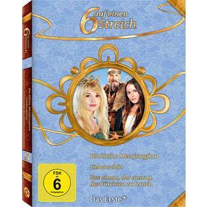 Sechs auf einen Streich: Märchenbox Vol. 11- DVD