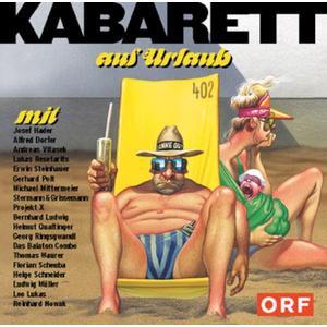 VARIOUS Kabarett auf Urlaub- CD