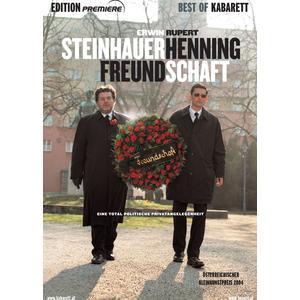 STEINHAUER/HENNING Freundschaft DVD*- DVD