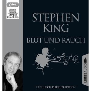KING, STEPHEN Blut und Rauch- CD