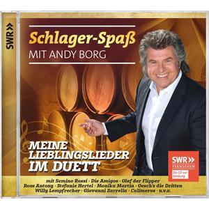 BORG, ANDY Schlager-Spaß mit Andy Borg: Meine Lieblingslieder im Duett- CD