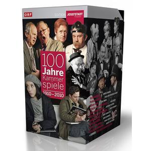 JOSEFSTADT 100 Jahre Kammerspiele 11DVD- DVD