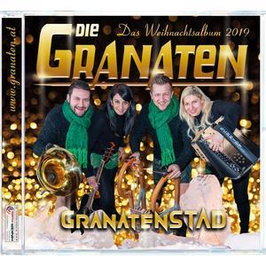 GRANATEN, DIE Granatenstad- CD