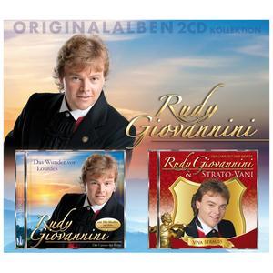 GIOVANNINI, RUDY Originalalbum - 2CD Kollektion- DCD
