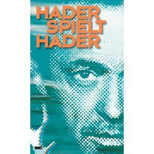 HADER, JOSEF Hader spielt Hader- DVD