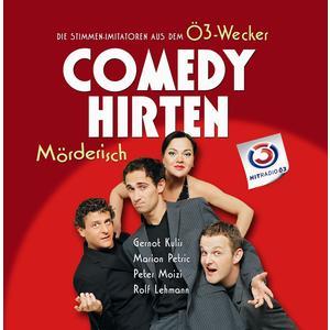 COMEDY HIRTEN Mörderisch*- DCD