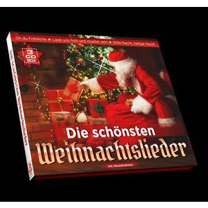 VARIOUS Die schönsten Weihnachtslieder- DCD