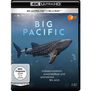 Big Pacific (4K UHD)- Blu-Ray