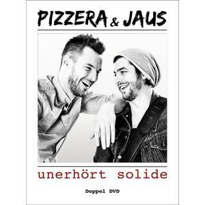 PIZZERA & JAUS Unerhört solide- DVD
