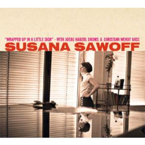 SAWOFF, SUSANA Wrapped up in a little sigh- CD