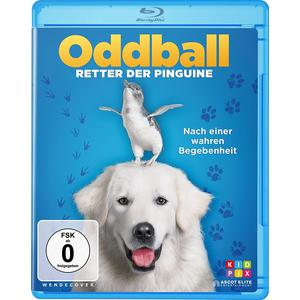 Oddball: Retter der Pinguine#*- Blu-Ray