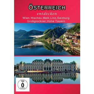 REISEDOKUMENTATION Östereich entdecken- DVD