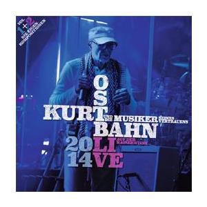 OSTBAHN, KURT 2014 Live auf der Kaiserwiese. Vol. 1+2 - Die Eigenkompositionen- DCD