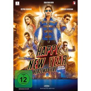 Happy New Year: Herzensdiebe#- DVD