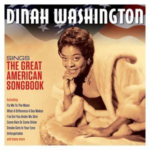 WASHINGTON, DINAH Sings The Great American Songbook (Digisleeve)- DCD