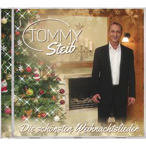 STEIB, TOMMY Die schönsten Weihnachtslieder- CD