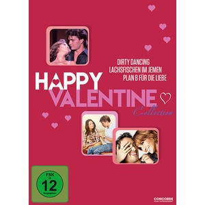 Happy Valentine Collection- DVD