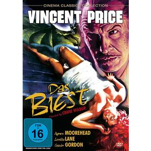 Vincent Price: Das Biest#- DVD