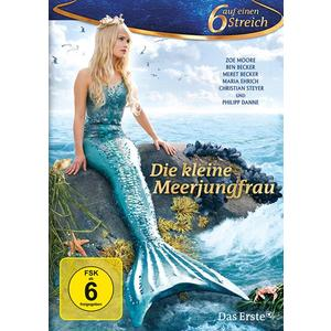 Sechs auf einen Streich: Die kleine Meerjungfrau- DVD