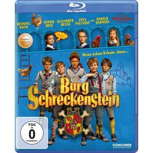 Burg Schreckenstein#- Blu-Ray
