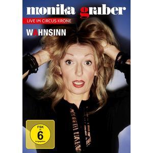 Monika Gruber: Wahnsinn!- DVD
