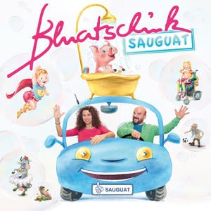 BLUATSCHINK Sauguat- CD