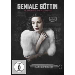 Geniale Göttin: Die Geschichte von Hedy Lamarr- DVD