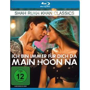 Ich bin immer für dich da (Shah Rukh Khan Classics)- Blu-Ray