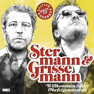 BoK STERMANN / GRISSEMANN Willkommen in der Ohrfeigenanstalt- DCD