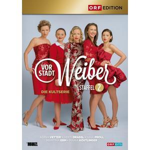 ORF EDITION Vorstadtweiber: Staffel 2- DVD
