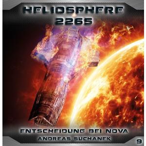 HELIOSPHERE 2265 Entscheidung bei NOVA - Folge 9- CD