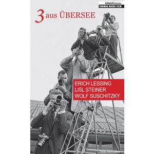 3 aus Übersee: Erich Lessing - Lisl Steiner - Wolf Suschitzky- DVD