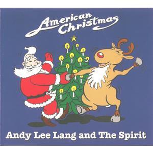 LANG, ANDY LEE American Christmas CD- CD