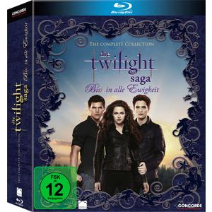 Twilight-Saga Complete Collection#- Blu-Ray