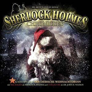 SHERLOCK HOLMES CHRONICLES Weihnachts-Special 1- CD